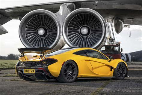 engine airplane mclaren p1 yellow supercar wallpaper 2038x1360 309703 wallpaperup