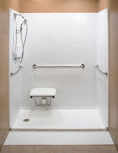handicap walk in shower handicap showers anyone can enjoy handicap showers