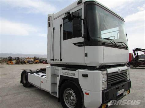 renault trucks magnum used renault magnum ae480 tractor units year 2000 price