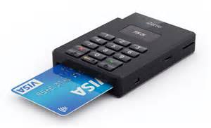 Chip and Pin Credit Card Reader