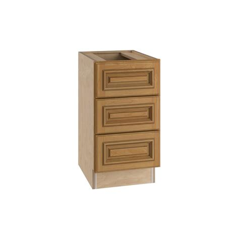 Kitchen Base Cabinet For Desk by Home Decorators Collection Clevedon Assembled 15x28 5x21