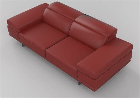Chairs And Sofas 3d