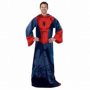 Spiderman Men39s Snuggie