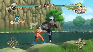 Naruto Ultimate Ninja Storm Hands On Ps3 Demo Graphics