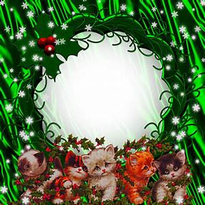 Christmas Frame PNG by venicet on DeviantArt