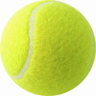 Tennis Ball Clipart Icon Simple Transparent Asset