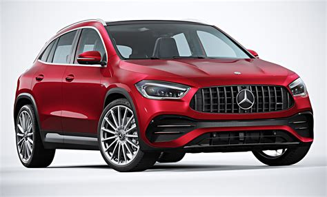 Get a free shipping quote. 2021 mercedes-benz gla35 amg 3D model - TurboSquid 1553431