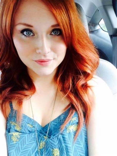 Redhead Ginger Girls Have Got It Going On Pics