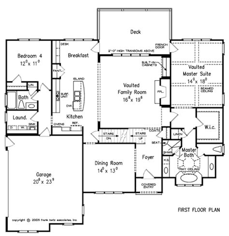 heritage pointe home plans and house plans by frank betz associates