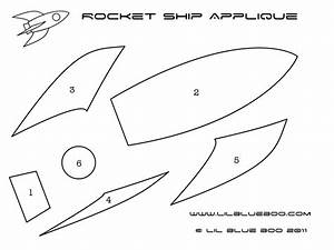 NASA Rocket Ship Template - Pics about space