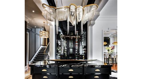 Lori Morris Designed This Opulent Toronto Mansion
