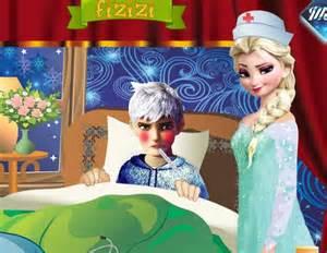 Frozen Elsa Nurse Game