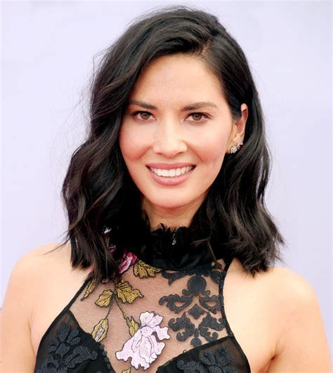 It's Olivia Munn's 36th Birthday! See Her with No Makeup