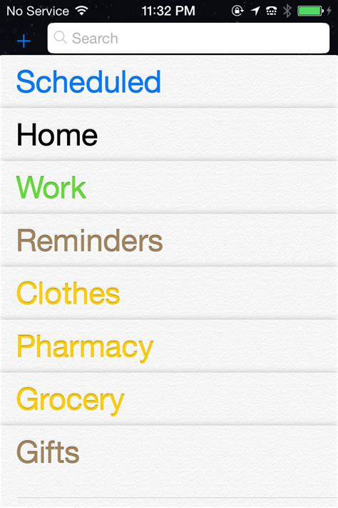 ios  reminders icon images iphone reminders app icon