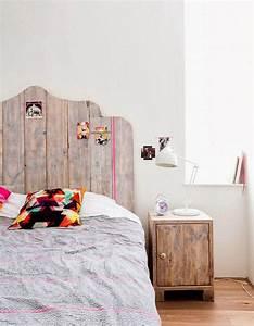 Tete De Lit En Bois Pas Cher : t te de lit 25 t tes de lit pour tous les styles elle d coration ~ Teatrodelosmanantiales.com Idées de Décoration
