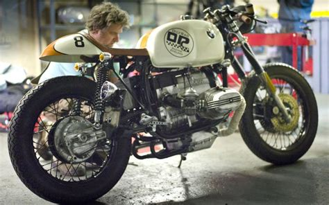 Own A Bespoke Classic Bmw Cafe Racer