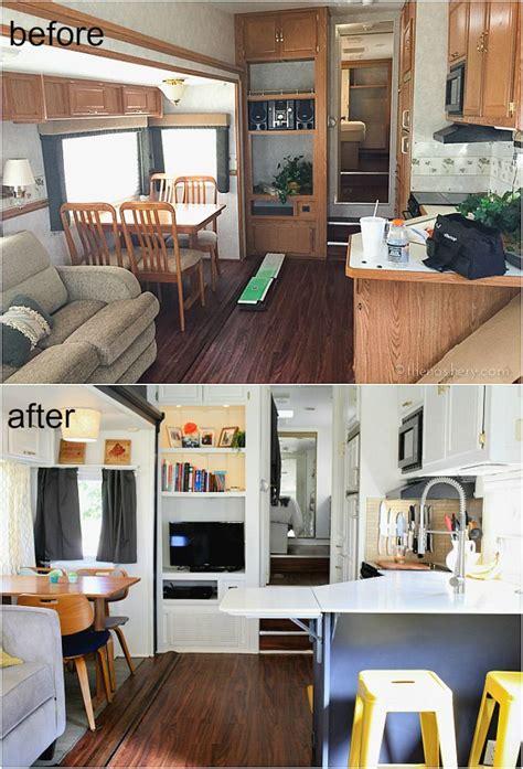 tiny house living camper home reveal tiny house living