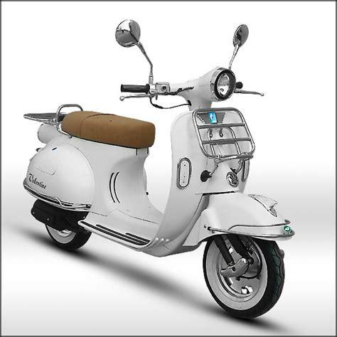 Znen Motorves New Retro Scooter New Vespa Nice Design
