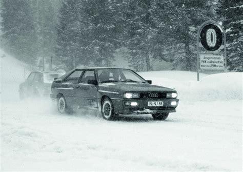 1980 Audi Quattro Audi Supercarsnet