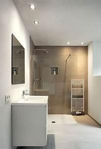 Douche Salle De Bain : luminaire salle de bains et am nagement en 53 id es cool ~ Melissatoandfro.com Idées de Décoration