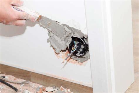 comment reboucher un trou dans le plafond 28 images