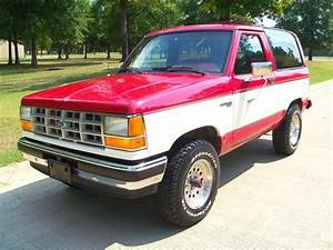 Sell Used 1989 Ford Bronco Ii Xlt Plus Sport Utility 2