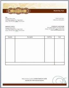 Artist invoice template free invoice templates for Art invoice template free