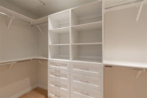 Standard Closets • Premier Closets Organizers • Victoria Bc