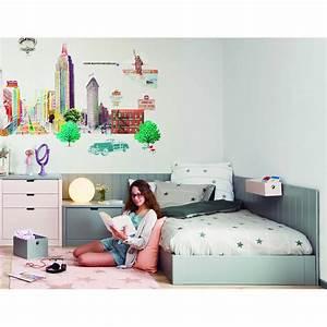 Lit Pour Ado : lit bas modele japonais id al pour ado ou enfant de plus ~ Melissatoandfro.com Idées de Décoration