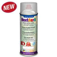 Nextacril  Gloss Acrylic Spray Paint High Anchoring Power