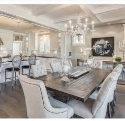 dining room and kitchen combined ideas best 25 dining tables ideas on dining room tables large dining room