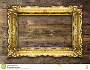 Cadre De Tableau : r tro cadre de tableau de vieil or de renaissance image ~ Dode.kayakingforconservation.com Idées de Décoration