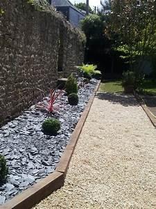 jardin ardoise meilleures images d39inspiration pour With marvelous creation allee de jardin 11 des allees differentes