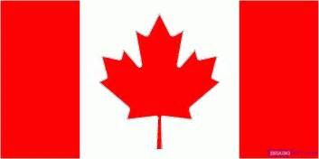 What Does The Logo Gsk Stand For by Learn How To Draw The Canadian Flag Stuff Pop Culture