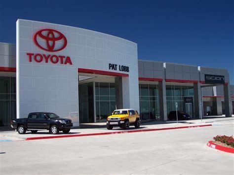 Pat Lobb Auto Group Pat Lobb Toyota Pat Lobb Chrysler