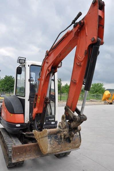 kubota kx   mini excavator  poland  sale  truck id