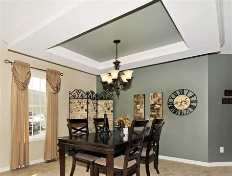 Insert Tray Ceiling  Pennwest Homes