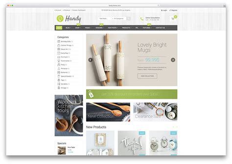 Ecommerce Wp Themes Ecommerce Themes For Business Mageewp