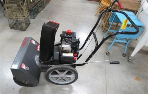 Craftsman Electric Start 522 Snowblower