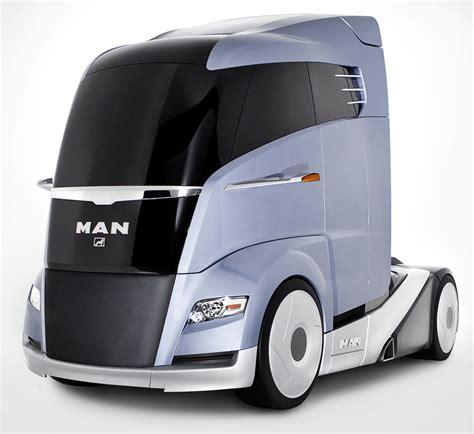 man concept  adds aerodynamics  big rig cab