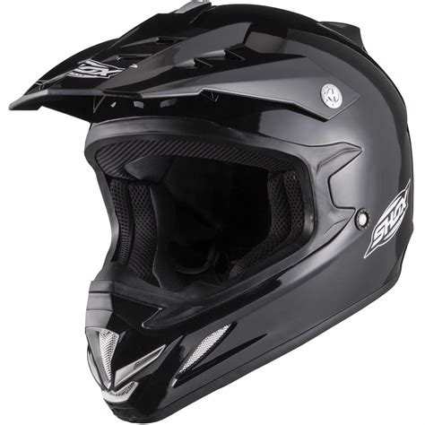motocross crash helmets shox mx 1 solid kids motocross quad off road mx bike