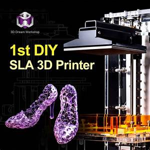 Sla 3d Drucker : the first one in the world do it yourself laser sla 3d printer diy 3d hubs talk ~ A.2002-acura-tl-radio.info Haus und Dekorationen