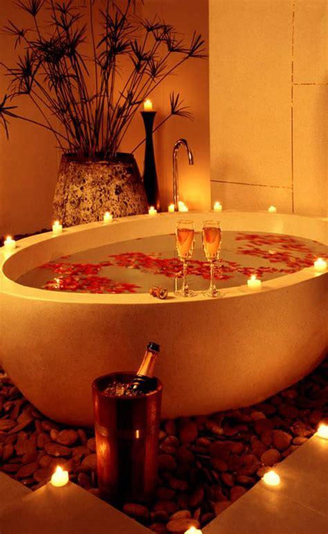 romantic bathroom decoration ideas  valentines day