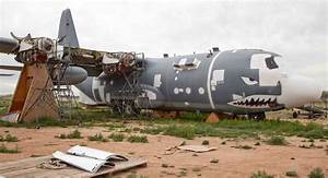 This Scrapyard Contains the World's Second-Largest Air ...