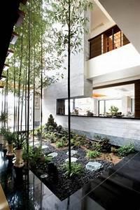 29 Stunning Indoor Courtyard Design Ideas