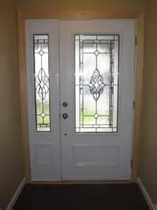 home entrance door glass panel doors