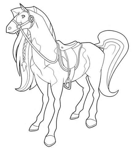 horseland coloring pages calypso of horseland coloring pages coloring pages