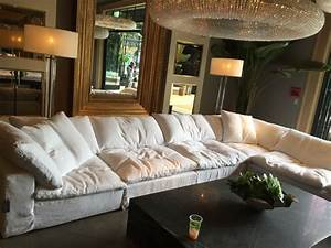 this is our first choice for the sectional sofa With small sectional sofa restoration hardware