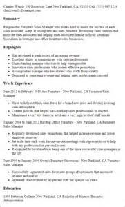 resume templates professional profile exle new sales resume sales sales lewesmr