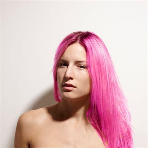 Crazy Color Hair Dye Semi Permanent Hair Dye Pinkissimo